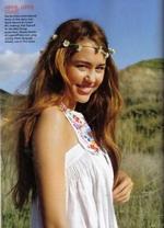 Miley Cyrus Teen Vogue