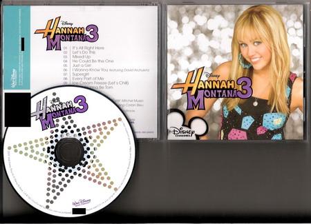Hannah Montana-3 soundtrack
