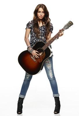 Miley Cyrus Hannah Montana Walmart photo