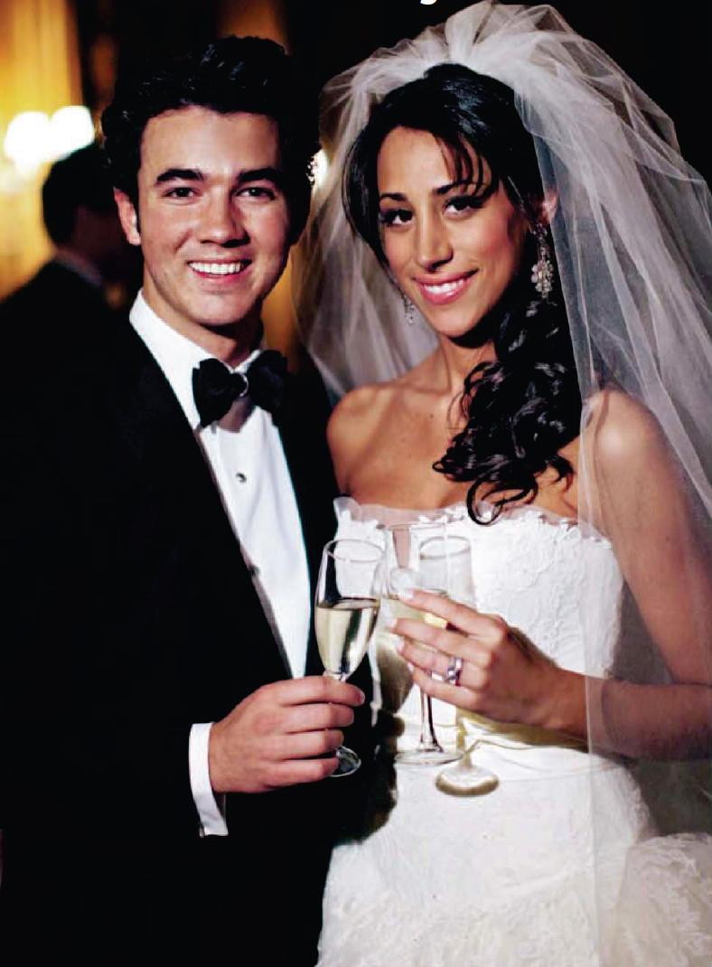 Kevin Jonas Wedding